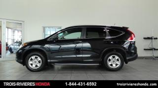 Used 2014 Honda CR-V LX + AWD + BLUETOOTH! for sale in Trois-Rivières, QC