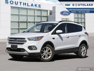 Used 2018 Ford Escape SE 4WD|FORD CPO| for sale in Newmarket, ON