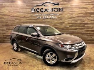 Used 2016 Mitsubishi Outlander ES AWC 2016 120000 KM 2.4L for sale in Ste-Brigitte-de-Laval, QC