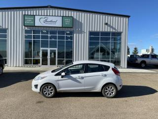Used 2011 Ford Fiesta SE for sale in Edmonton, AB
