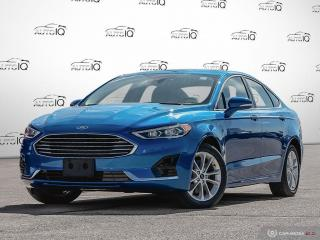 Used 2019 Ford Fusion Energi ADAPTIVE CRUISE   LANE KEEPING   BLIND SPOT DETECTION for sale in Oakville, ON
