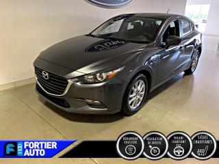 Used 2018 Mazda MAZDA3 Sport GS for sale in Montréal, QC