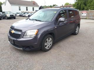 Used 2012 Chevrolet Orlando 1LT for sale in Oshawa, ON