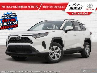 New 2020 Toyota RAV4 LE AWD  - Heated Seats for sale in High River, AB