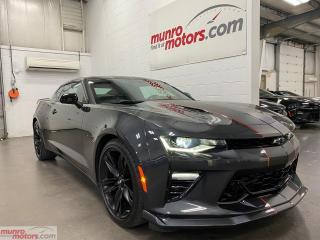 Used 2018 Chevrolet Camaro 2dr Cpe 2SS Sunroof Automatic NAV HUD for sale in St. George, ON