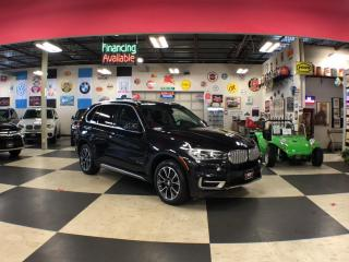 Used 2017 BMW X5 XDRIVE 35D PREMIUM NAVI TECHNOLOGY PKG 94K for sale in North York, ON