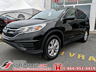 Used 2015 Honda CR-V 2 RM 5 portes LX for sale in Sorel-Tracy, QC