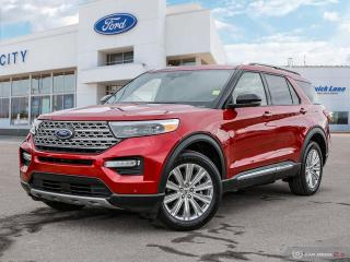 Used 2020 Ford Explorer LIMITED for sale in Winnipeg, MB