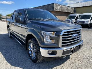 Used 2017 Ford F-150 XTR,5 liter,Navigation,Reverse Camera for sale in Ridgetown, ON
