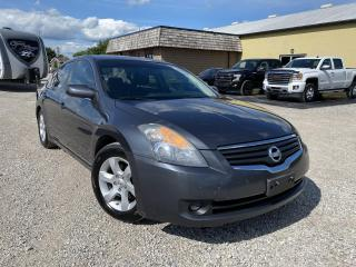 Used 2009 Nissan Altima SL for sale in Ridgetown, ON