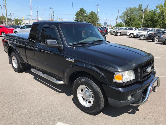 2007 Ford Ranger Sport ** A/C, TONNEAU COVER, PWR GROUP **
