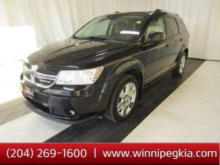 Used 2011 Dodge Journey SXT *Always Owned In MB!* for sale in Winnipeg, MB