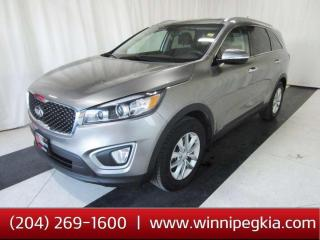 Used 2018 Kia Sorento 2.4L LX 5 Seat *Always Owned In MB!* for sale in Winnipeg, MB