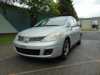 Used 2008 Nissan Versa *******AUTOMATIQUE*******ÉCONOMIQUE***** for sale in St-Eustache, QC