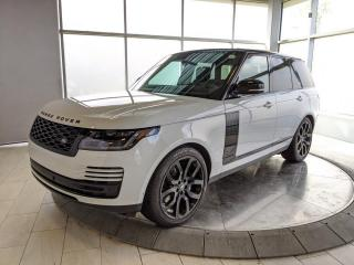 New 2020 Land Rover Range Rover 525HP V8 for sale in Edmonton, AB