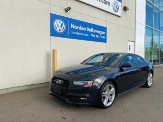 Used 2015 Audi S5 PROGRESSIV QUATTRO for sale in Edmonton, AB