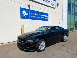 Used 2014 Ford Mustang V6 COUPE 6SPD M/T for sale in Edmonton, AB