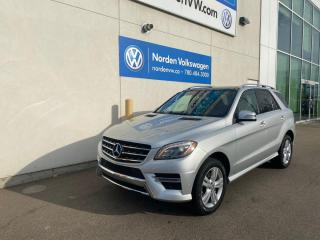 Used 2013 Mercedes-Benz ML-Class ML 350 BlueTEC 4dr AWD Sport Utility Vehicle for sale in Edmonton, AB