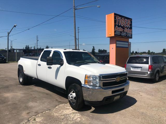 2013 Chevrolet C/K 3500 DUALLY**DURAMAX DIESEL**4X4**NAVI**RUNS GREAT*CERT
