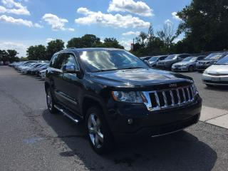 Used 2011 Jeep Grand Cherokee Overland for sale in London, ON