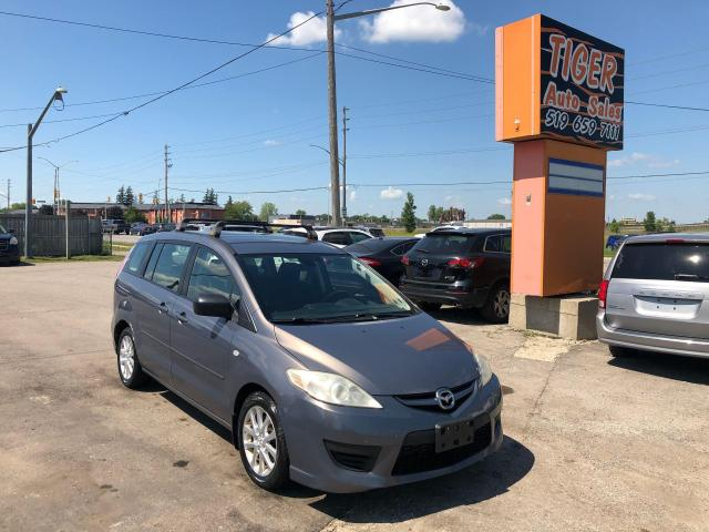 2009 Mazda MAZDA5 **GOOD CONDITION**6 PASSENGER**4 CYLINDER**AS IS