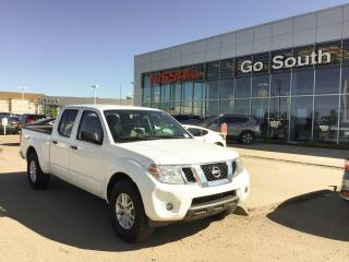 Used 2016 Nissan Frontier SV, 4WD, CREW CAB, 4X4 for sale in Edmonton, AB