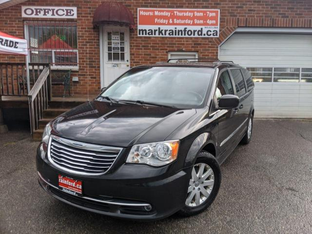 2015 Chrysler Town & Country TOURING Power Doors Power Lift Gate Back Up Camera