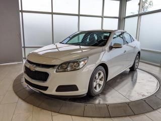 Used 2016 Chevrolet Malibu LS for sale in Edmonton, AB