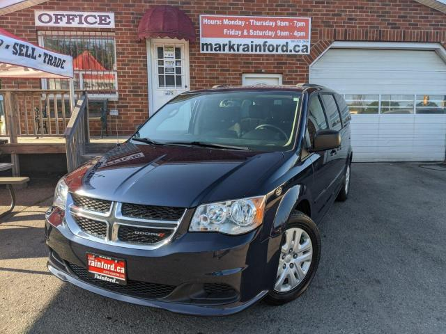 2016 Dodge Grand Caravan SXT Full Stow'N'Go Power Side Windows