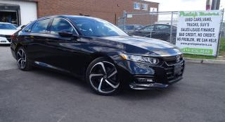 Used 2018 Honda Accord Sport for sale in Brampton, ON
