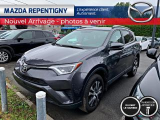 Used 2016 Toyota RAV4 LE FWD BLUETOOTH DÉMAREUR 72.16$/SEM for sale in Repentigny, QC