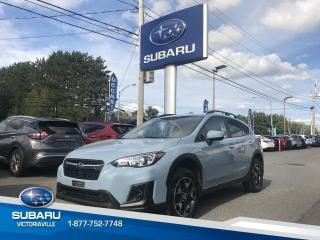 Used 2018 Subaru XV Crosstrek Subaru Crosstrek **Commodité** CVT for sale in Victoriaville, QC
