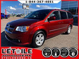 Used 2017 Dodge Grand Caravan Crew Plus for sale in Jonquière, QC