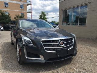 Used 2014 Cadillac CTS Luxury AWD for sale in Waterloo, ON