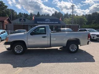 Used 2010 GMC Sierra 1500 WT for sale in Flesherton, ON