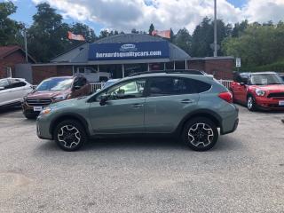 Used 2016 Subaru Crosstrek 2.0i w/Limited Pkg for sale in Flesherton, ON