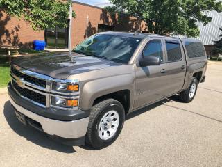 Used 2015 Chevrolet Silverado 1500 Crew Cab for sale in Mississauga, ON