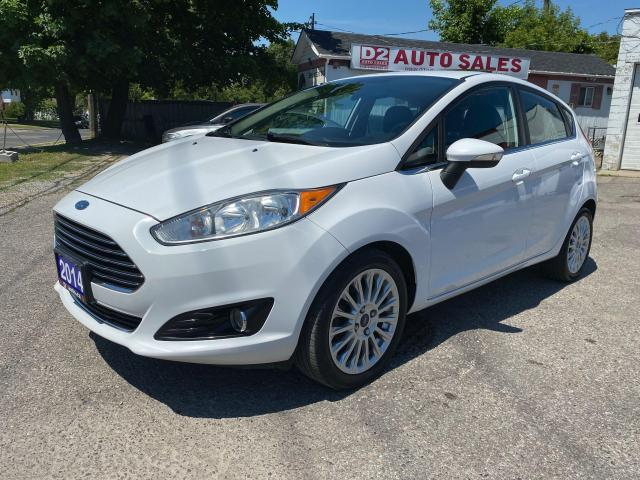 2014 Ford Fiesta Titanium/Accident Free/Automatic/Leather/Roof/Navi