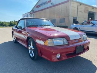Used 1989 Ford Mustang GT Rare Car! for sale in Tillsonburg, ON