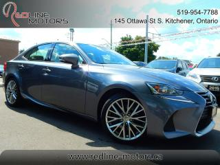 Used 2017 Lexus IS 300 AWD.Navi.Camera.RadarCruise.LKA.BlindSpot for sale in Kitchener, ON