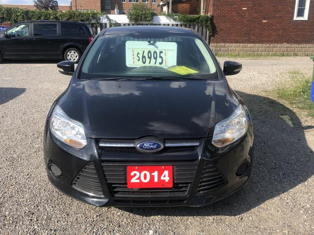 2014 Ford Focus SEp
