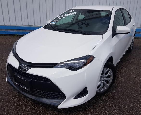 2017 Toyota Corolla LE *HEATED SEATS*