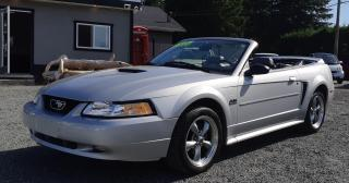 Used 2000 Ford Mustang GT for sale in Black Creek, BC