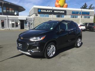 Used 2020 Chevrolet Trax PREMIER - Power Drivers Seat Moonroof for sale in Victoria, BC