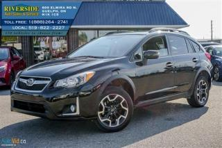 Used 2017 Subaru XV Crosstrek 2.0i Limited for sale in Guelph, ON