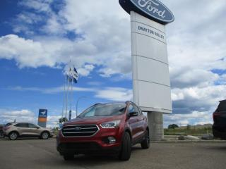 Used 2019 Ford Escape Titanium for sale in Lacombe, AB
