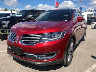 Used 2017 Lincoln MKX Reserve for sale in Aurora, ON