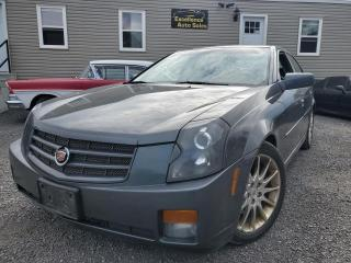 Used 2007 Cadillac CTS 3.6L for sale in Stittsville, ON