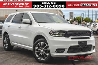 Used 2019 Dodge Durango GT | AWD | HEATED SEATS | NAVIGATION | for sale in Hamilton, ON