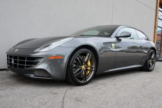 Used 2013 Ferrari FF AWD for sale in Vancouver, BC